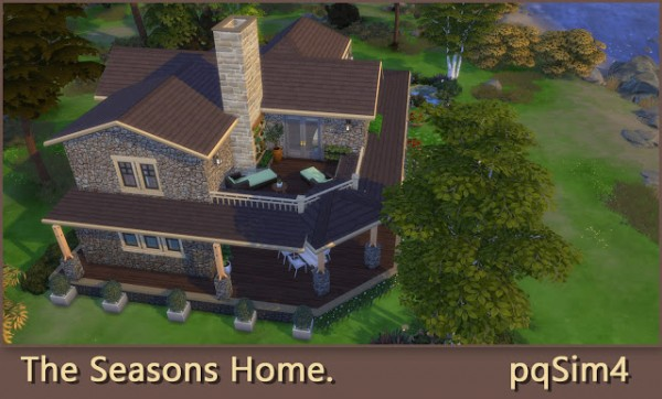 PQSims4: The Seassons Home