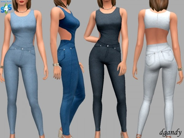The Sims Resource: Everyday   Pam by dgandy