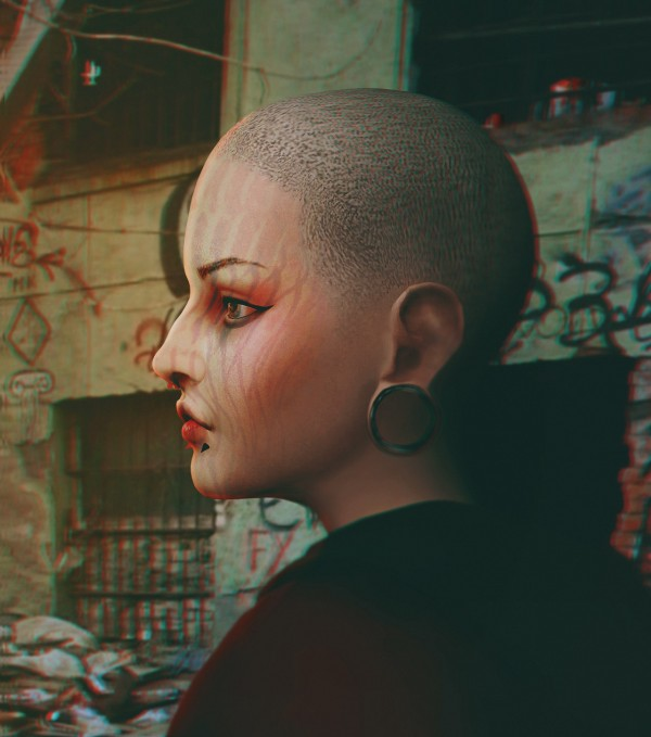 Magic Bot: Skinhead set
