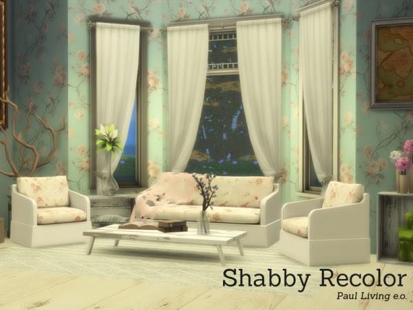 The Sims Resource: Shabby Chic Pauls Livingroom by Angela