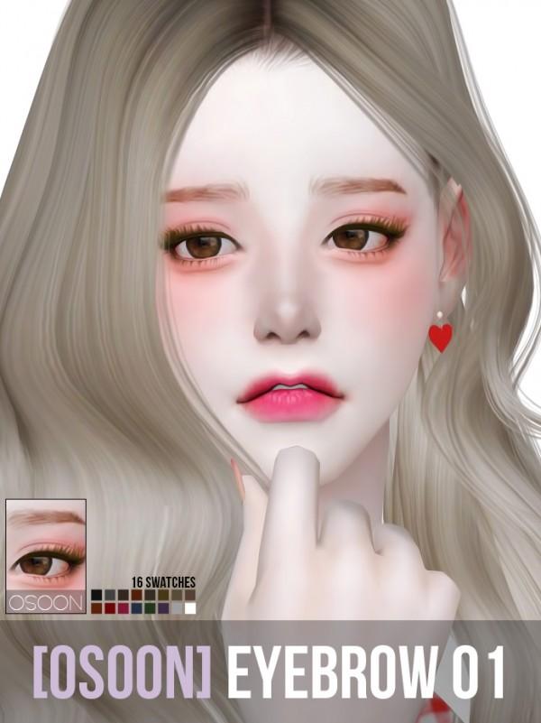 Osoon: Eyebrows 01