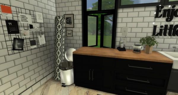 Pandashtproductions: Audrina kitchen by Rissy Rawr