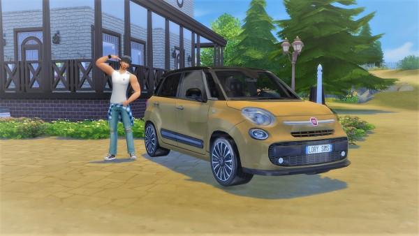 Lory Sims: Fiat 500L