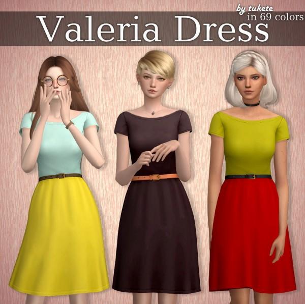 Tukete: Valeria Dress