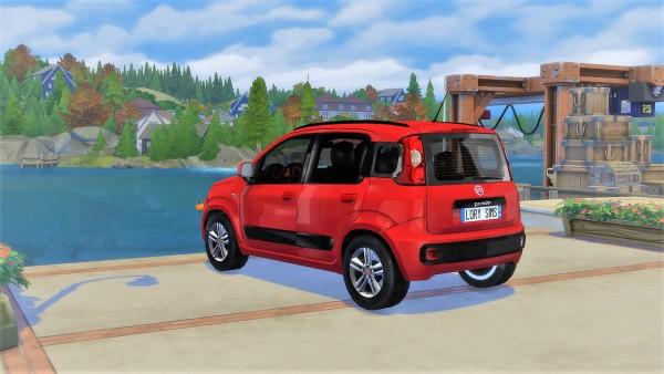 Lory Sims: Fiat Panda