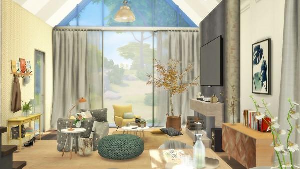 Ruby`s Home Design: Lemon Drop house