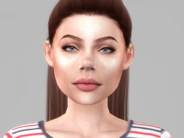 The Sims Resource: Autumn sims by Softspoken