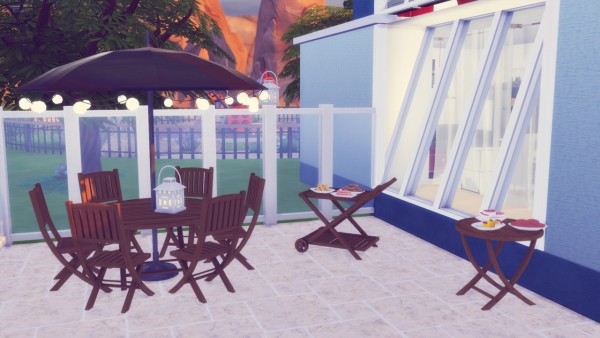 Simming With Mary: Roselyn house