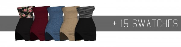 Simpliciaty: Kelly Dress