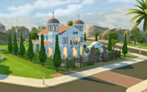 Via Sims: Oasis Church
