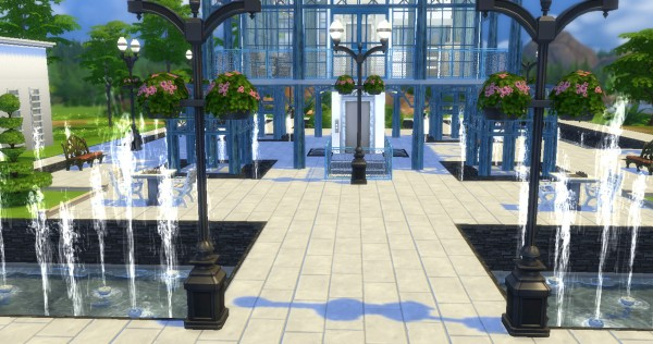 Mod The Sims: La Tour Gustave by valbreizh