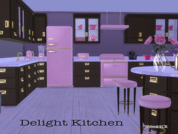 The Sims Resource: Kitchen Delight by ShinoKCR