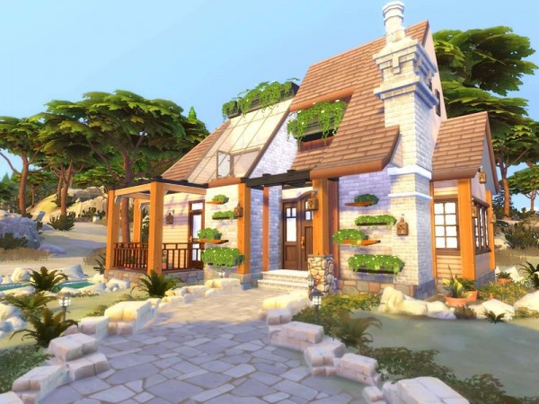The Sims Resource: Cozy Forest Cottage by hoanglap