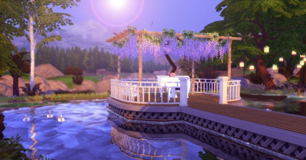 Liily Sims Desing: Spring cottage