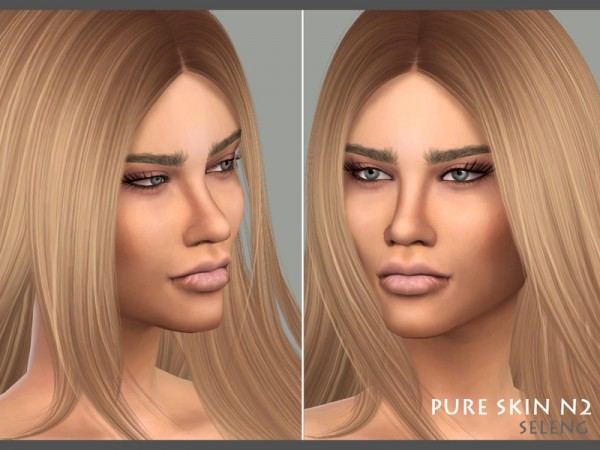 The Sims Resource: Pure Skin N2 by Seleng