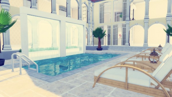 Simming With Mary: Fibe bedroom mansion