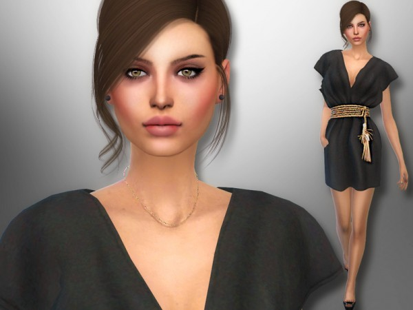 The Sims Resource: Rita Levin by divaka45