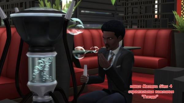 Sims 3 by Mulena: Karaoke   bar Krokus