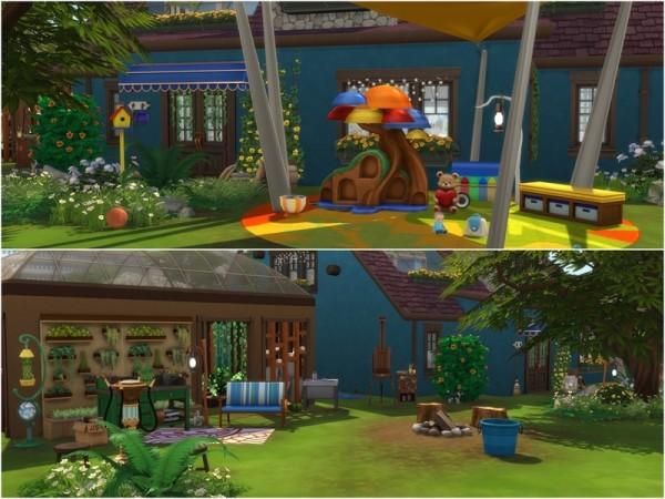 The Sims Resource: Phenomenal House by Katinas