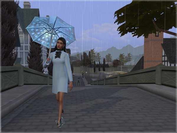 Sims 4 Studio: Umbrellas for The Seasons