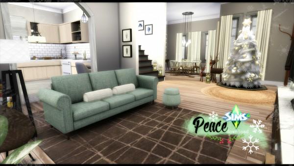 Pandashtproductions: Peace house by Rissy Rawr