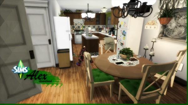 Pandashtproductions: Alex  Kitchen by Rissy Rawr