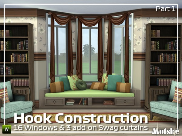 The Sims Resource: Hook Constructionset Part 1 by mutske