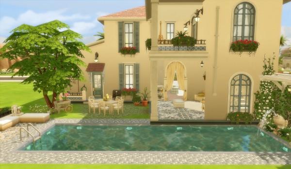 Via Sims: House 49   Oasis Springs