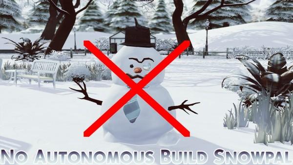 MSQ Sims: No Autonomous Build Snowpal