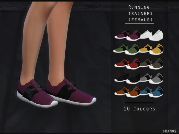 The Sims Resource: Running Trainers by OranosTR