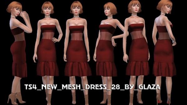 All by Glaza: Dress 28