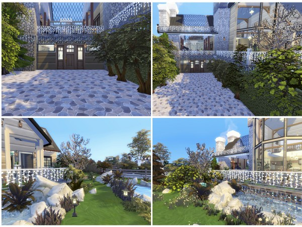 The Sims Resource: Cozy Botanico Cottage by hoanglap