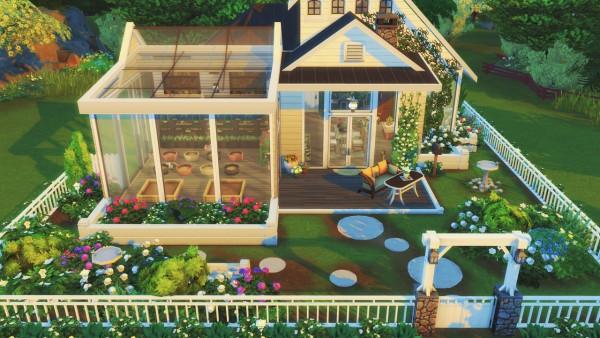 BereSims: Gardener`s dream home