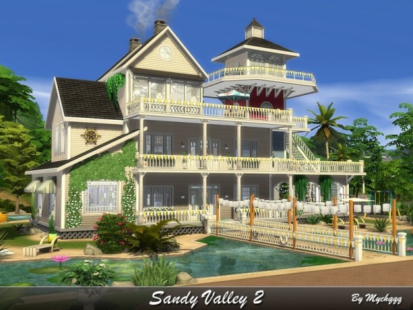 The Sims Resource Sandy Valley 2 By Mychqqq Sims 4
