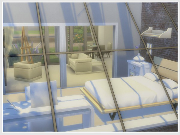 The Sims Resource: Transparency house No CC by Philo