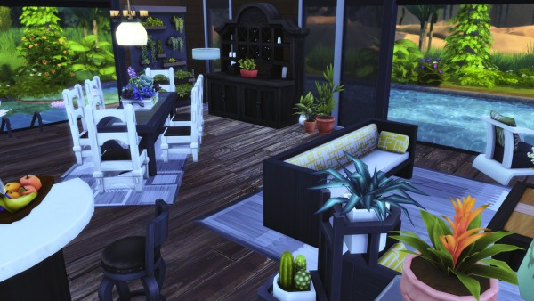 BereSims: Modern Jungle Getaway