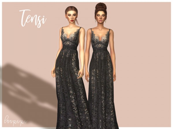 The Sims Resource: Tensi by laupipi