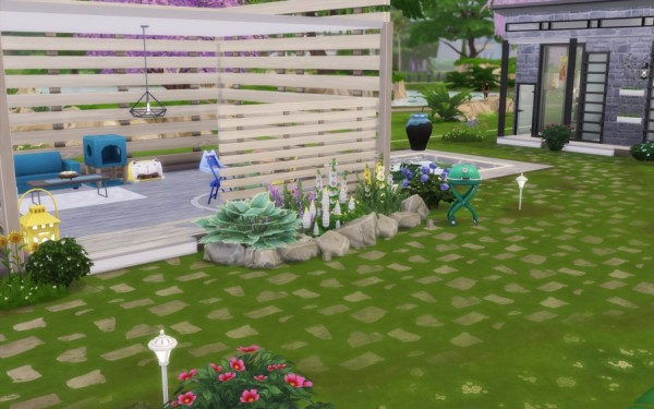 Sims Artists: 3 Tiny Houses