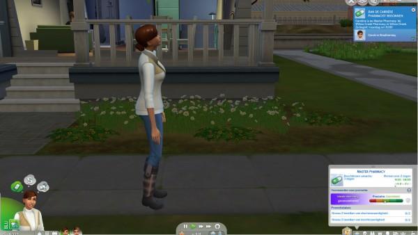 Mod The Sims: Oceanography Career by xTheLittleCreator