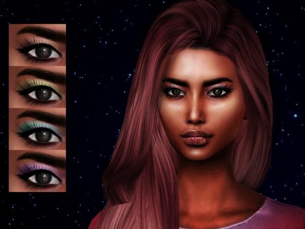 The Sims Resource: Venus eyeshadow by Sharareh