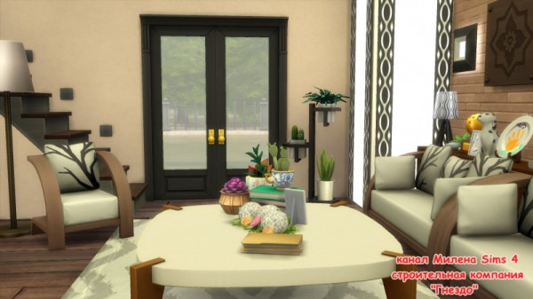 Sims 3 by Mulena: Livingroom Cozy