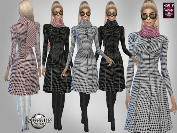 The Sims Resource: Naelle winter by jomsims