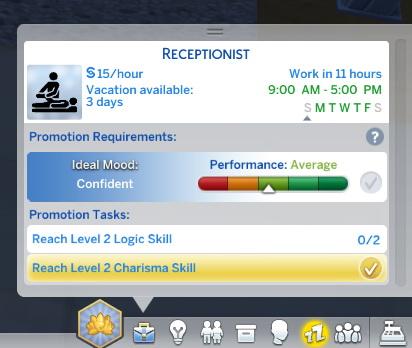 Mod The Sims: Sports Massage Therapist Career by tumblrpotato