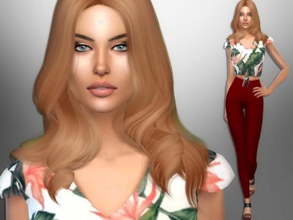 The Sims Resource: Mona Torrez by divaka45