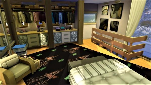 Agathea k: Sunny Bedroom and Wardorbe