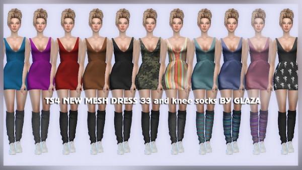All by Glaza: Dress 33