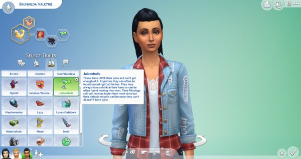 Mod The Sims: Juiceoholic Trait by TheLovelyGameryt