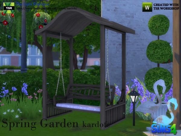 The Sims Resource: Spring Garden by kardofe