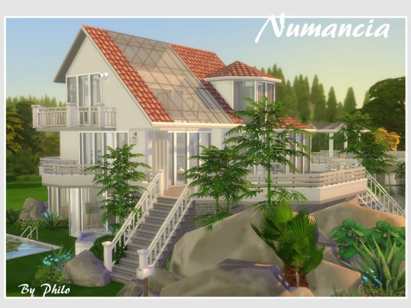 The Sims Resource: Numancia No CC by philo
