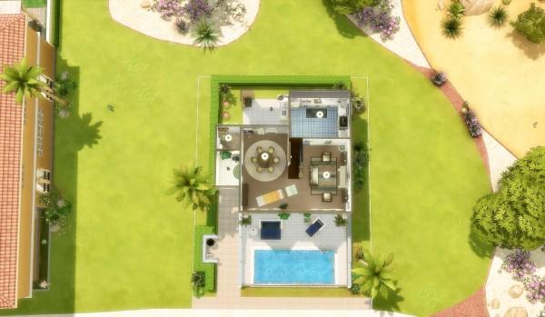 Via Sims: House 53   Oasis Springs